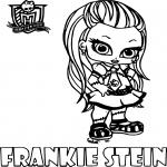 Bébé Frankie Stein