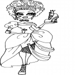 Princesse Frankie Stein