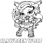Bébé Clawdeen Wolf