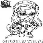 Bébé Ghoulia Yelps