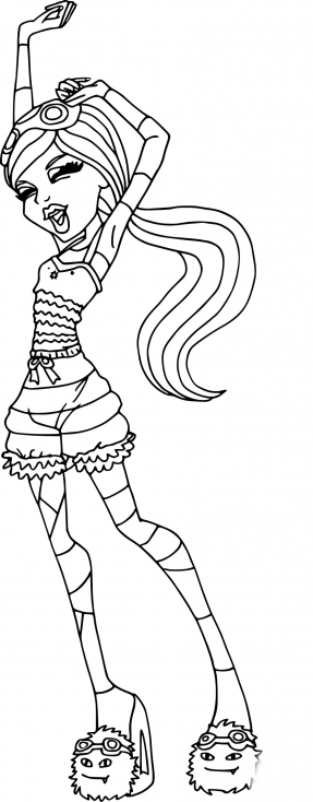 Robecca Monster High