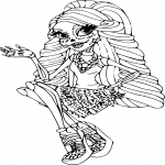 Skelita Monster High