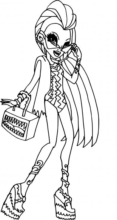 Monster High Venus