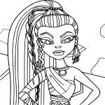 Nefera Monster High
